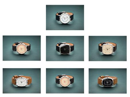 les modèles de montre