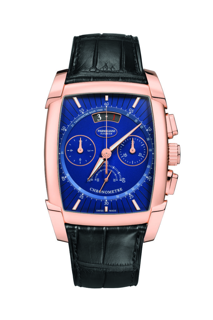 Parmigiani - Kalpagraphe chronomètre