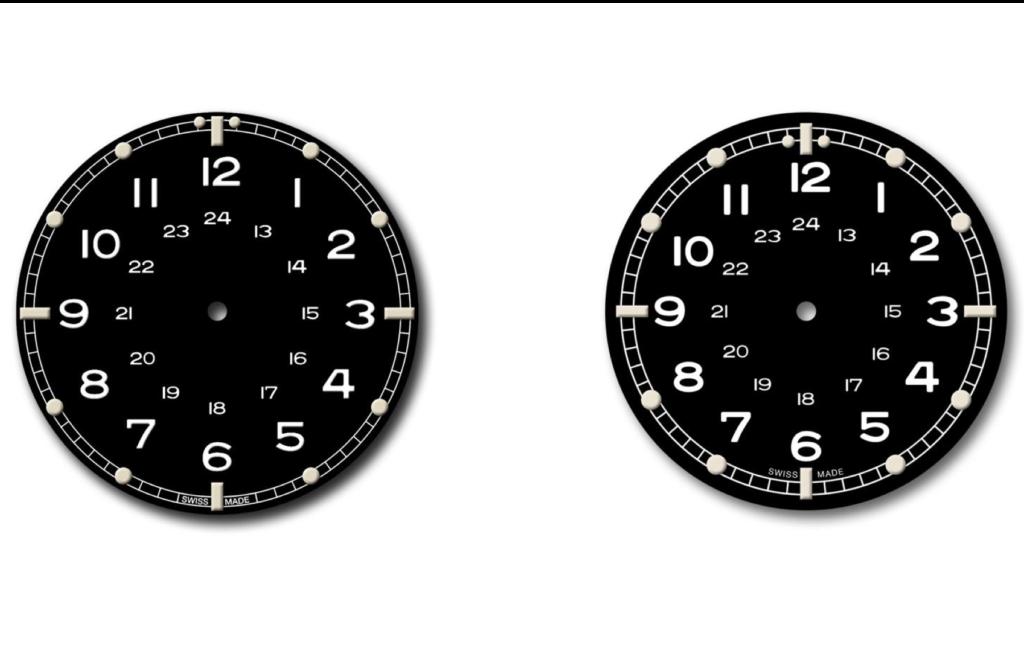 Création d'une montre