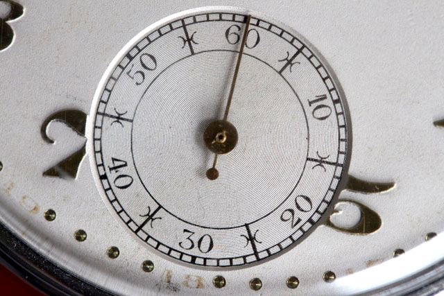 horlogerie mécanique