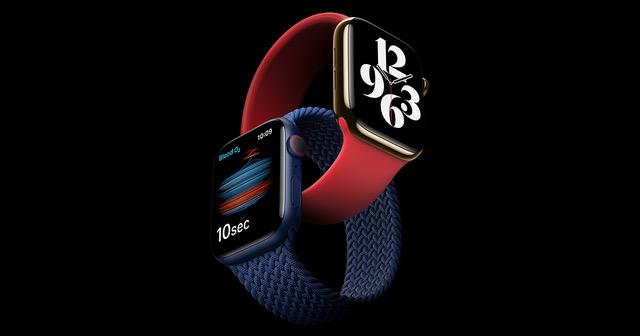 smartwatch d'Apple